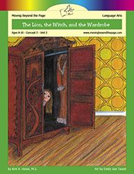 a literary analysis of the lion the witch and the wardrobe by c s lewis Study guides to the works of cs lewis  the lion, the witch, and the wardrobe:  david lyle jeffrey distinguished professor of literature baylor university.