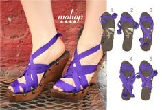 Ribbon Sandal How To Tie Gallery