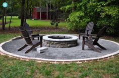 Roundup: 14 DIY Fire Pits You Can Make Yourself! | Curbly