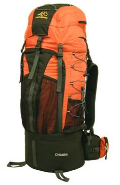 Cool! :)) Pin This & Follow Us! zCamping.com is your Camping Product Gallery ;) CLICK IMAGE TWICE for Pricing and Info :) SEE A LARGER SELECTION of Internal Frame Backpacks at http://zcamping.com/category/camping-categories/camping-backpacks/internal-frame-backpacks/  #camping #backpacks #campinggear #campsupplies - ALPS Mountaineering Orizaba Internal Pack, Rust, 3300 Cubic Inches « zCamping.com
