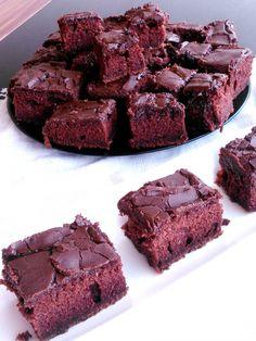 Ellenállhatatlan duplán csokis édesség, függőséget okoz :)