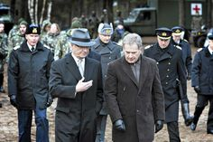 """SWEDISH KING ABOUT THE TIGHTENING DEFENCE COOPERATION WITH FINLAND: """"THIS IS JUST A BEGINNING"""" -  Political, economic and cultural cooperation between Finland and Sweden will be the extensive focus of a royal state visit on 3–5 March      Following a lunch arranged by the City of Helsinki, the king and President Niinistö will be briefed on the operations of the Defence Forces and on defence cooperation between Finland and Sweden in Santahamina."""