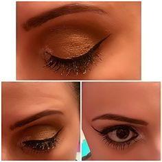 """41 """"Μου αρέσει!"""", 1 σχόλια - Bellezzarte (@emmanouelalalala) στο Instagram: """"#bellezzarte #tutorial #makeup #makeuplook #browneyes #warmtones #perfectbrows #benefitcosmetics…"""""""
