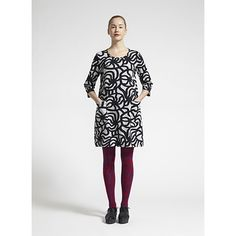 $150 Marimekko dress (but gotta get the tights to go with :) )