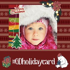 Design a Holiday Card for this Week's Graphic Design Contest