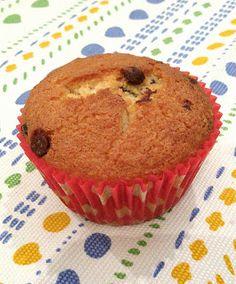 L'Angolo di Caterina: Muffin al cocco e gocce di cioccolato!