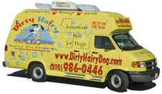 Dirty Hairy Mobile Dog Grooming