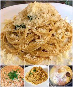 Yummy Chicken Recipes, Pasta Recipes, Greek Recipes, Greek Meals, Food Decoration, How To Cook Pasta, I Love Food, Recipies, Spaghetti
