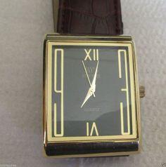 Men's Jay's New York Analog Dress Sports Quartz Wrist Watch, New Battery! #JaysNewYork #Fashion