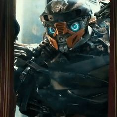 Hot Rod from Transformers:The last Knight