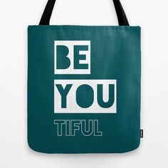 Be(You)tiful+Tote+Bag+by+Jude's+-+$22.00