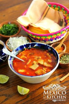 Menudo Mexican recipeYou can find Menudo recipe mexican and more on our website. Authentic Mexican Recipes, Menudo Recipe Authentic, Mexican Food Recipes, Ethnic Recipes, Mexican Cooking, Menudo Soup, Tripe Soup, Beef Tripe, Crockpot Recipes