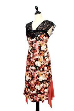 Superbe Robe de Tango | Beautiful Tango Dress by IRYNA Créations. #robe #tango…