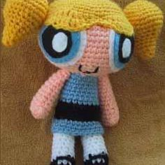Crochet Gratis, Crochet Dolls, Free Crochet, Knit Crochet, Amigurumi Patterns, Amigurumi Doll, Crochet Patterns, Crochet Ideas, Pet Toys
