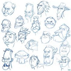 Free drawing - face thumbnail #soonsangworks #sketching #sketch #drawing #doodle #concepart #character #face #thumbnail #instaart #instadaily #캐릭터디자인 #스케치