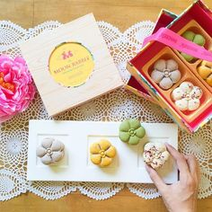Not a fan of snow skin or baked mooncakes?