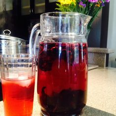 Agua De Jamaica / Hibiscus Water (How To) Easier than you think!