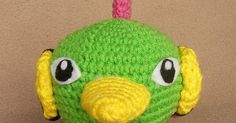 Natu is a cute pokemon, he has these big eyes like a night-hawk that were very hard to get right lol. I tried to make the wings all croch. Pokemon Crochet Pattern, Amigurumi Patterns, Crochet Patterns, Cute Pokemon, Crochet Animals, Diy Crochet, Big Eyes, Plushies, Wings