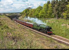 RailPictures.Net Photo: Untitled Steam 4-6-2 at Durham, United Kingdom by henry elliott