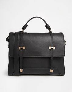 ASOS Slot Through Satchel Bag