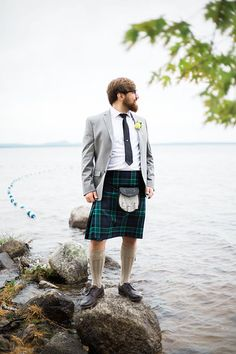 Photo from Emma + Graham on Sebago collection by Julie K. Gray Photography