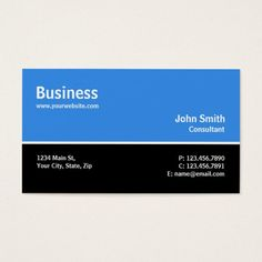 154 best computer repair business cards images on pinterest professional modern plain simple computer repair business card colourmoves