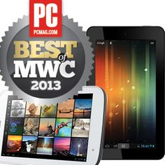 Best of MWC 2013: Tablets