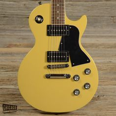 Gibson Les Paul Special Satin TV Yellow 2012 (s421)
