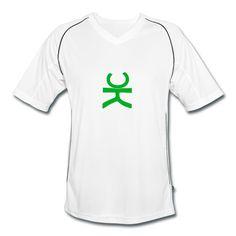 #design #chepakko #ominoK green  #tshirt #men #breathable #soccer