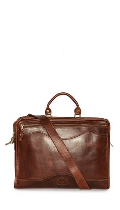 What kind of bags does your lifestyle require? J.W. Hulme Co. American Heritage Leather Portfolio Briefcase?