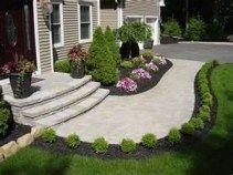 Amazing Landscape Flowers Ideas In Frontyard 03