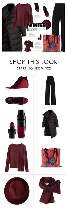 """""""Abstra Style #95"""" by abstra ❤ liked on Polyvore featuring George J. Love, Lancôme, Marques'Almeida, Redopin and Lacoste"""