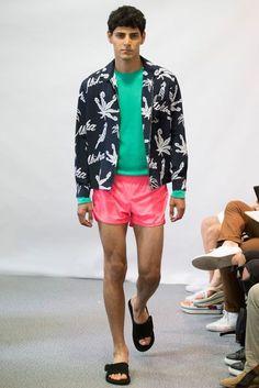 Lucien Pellat Finet Spring/Summer 2018 Menswear Collection | British Vogue