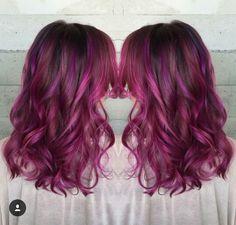 Purple Raspberry Swirl by Artic Fox