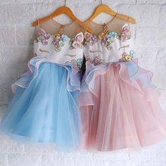 d9b081a5f8121 54 Best Unicorn Baby Girl Dress images in 2019   Unicorn dress ...