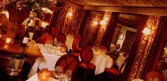 Restaurants in San Francisco – Fleur De Lys. Hg2Sanfrancisco.com.