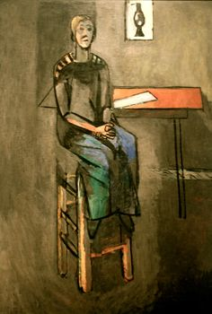 Matisse - Woman on a High Stool