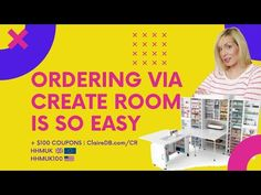 Welcome to this Create Room walk through tutorial, where I am going to share what you need to know about Create Room as a customer, and how to accessorise and