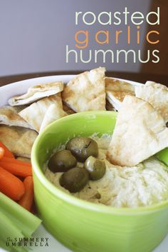and hummus sun dried tomato and basil hummus use roasted garlic from ...