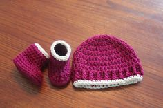 50 min Easy Crochet baby booties (0-3M) Whip up these super cute baby booties in just 50 minutes (yes I timed myself). Super cute and [...]