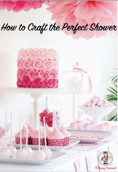 Want to throw a classy baby shower? Then this one's for you!