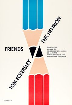 Tom Eckersley – Master of the Poster | PICAME