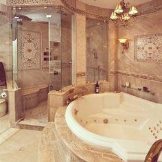 Do luxuoso ao rústico: veja diferentes estilos de banheiras