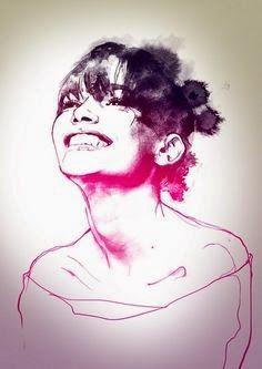 una de los antiguos niños: Soy una Criatura Emocional [Eve Ensler]Eve Ensler conferencia: TEDIndia nov2009 ilustración: Svetlana Ihsanova