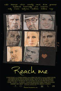 The second trailer and a sketchy first poster for ensemble drama Reach Me have arrived featuring its huge cast that includes Sylvester Stallone and Tom Berenger Films Hd, Hd Movies, Movies To Watch, Movies Online, 2015 Movies, Sylvester Stallone, Thomas Jane, Lauren Cohan, Site Pour Film