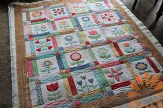 Piece N Quilt: Custom Machine Quilting - 2 Applique Quilts - By Natalia Bonner of Piece N Quilt