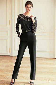 Lovely black jumpsuit