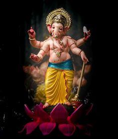 Ganesh Ji Images, Durga Images, Ganesha Pictures, Clay Ganesha, Shri Ganesh, Lord Ganesha, Ganesh Chaturthi Status, Gayatri Devi, Ganesh Photo