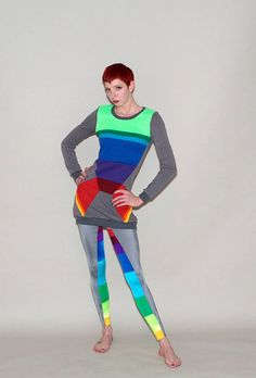 Wow-- future clothes from Ruffeo Hearts Lil Snoty