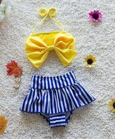 166f5165c1 Cheap baby swimwear, Buy Quality baby girl swimwear directly from China  baby swimwear girls Suppliers: Baby Girl Swimwear Folwers Swimsuit Cape 2  Pieces Set ...